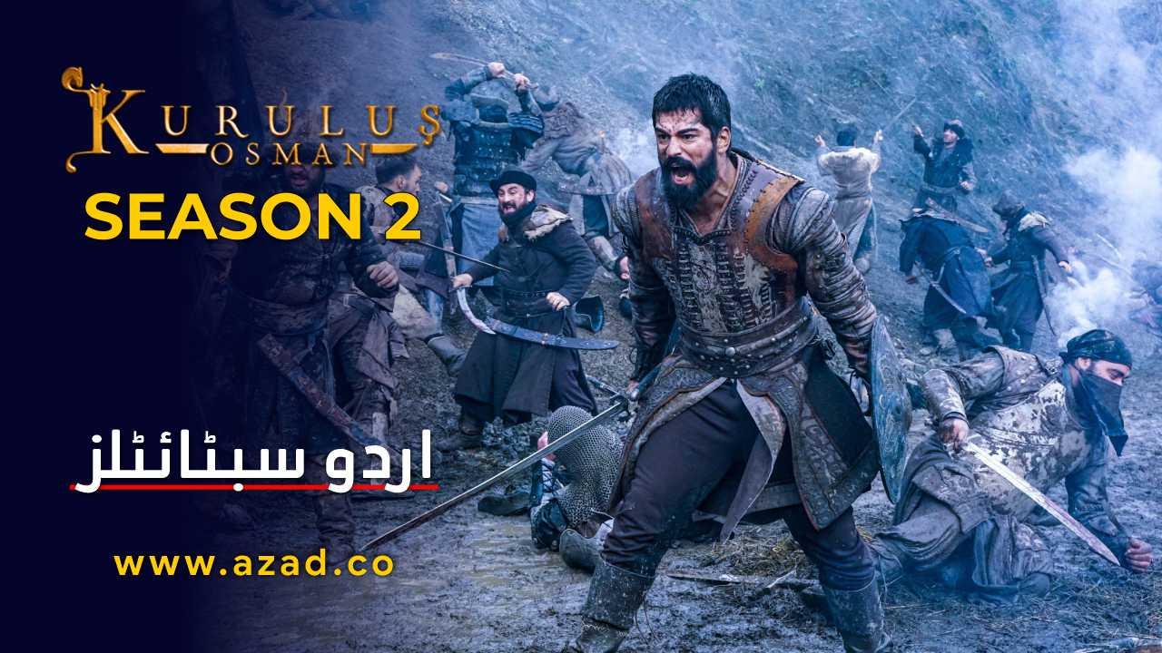 Kurulus Osman Season 2 Urdu Subtitles
