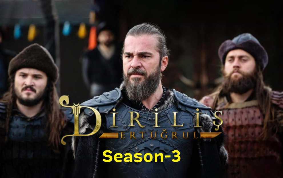 ertughrul season 3