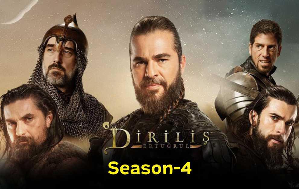 ertughrul season 4