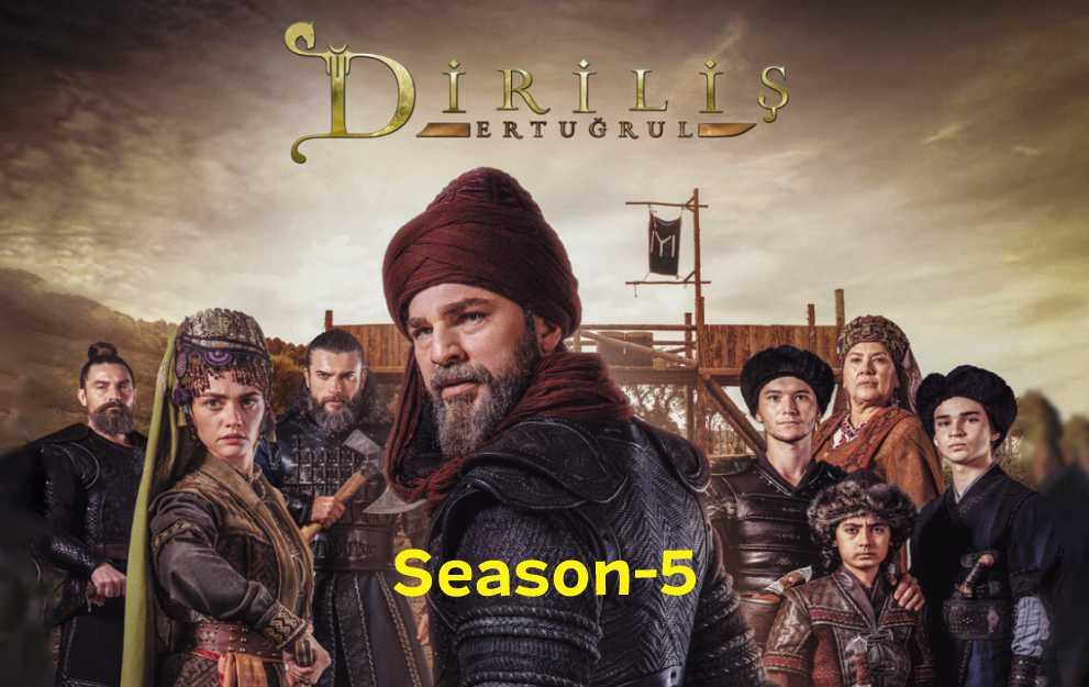 ertughrul season 5