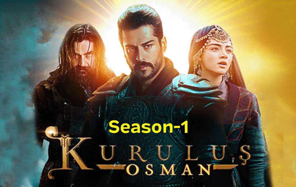 kurulus osmsn season 1