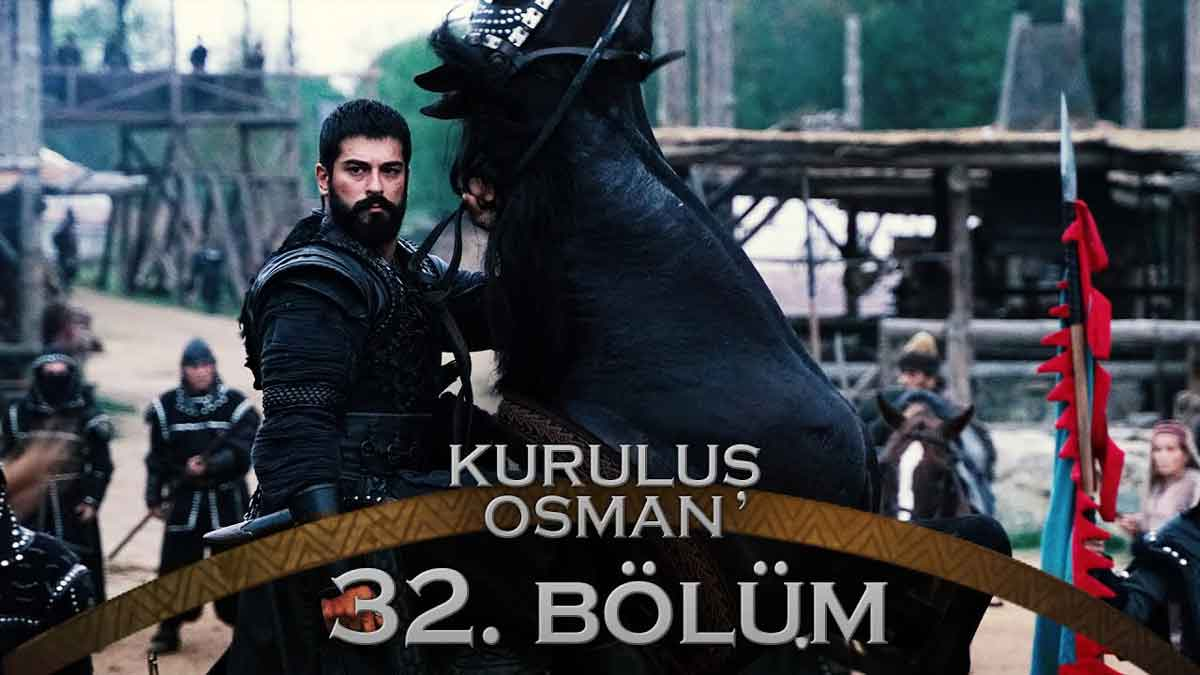 Kurulus Osman Bolum 32 Season 2 Episode 5 Urdu Subtitles