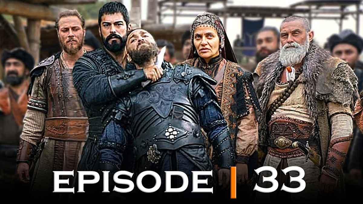 Kurulus Osman Bolum 33 Season 2 Episode 6 Urdu Subtitles 1