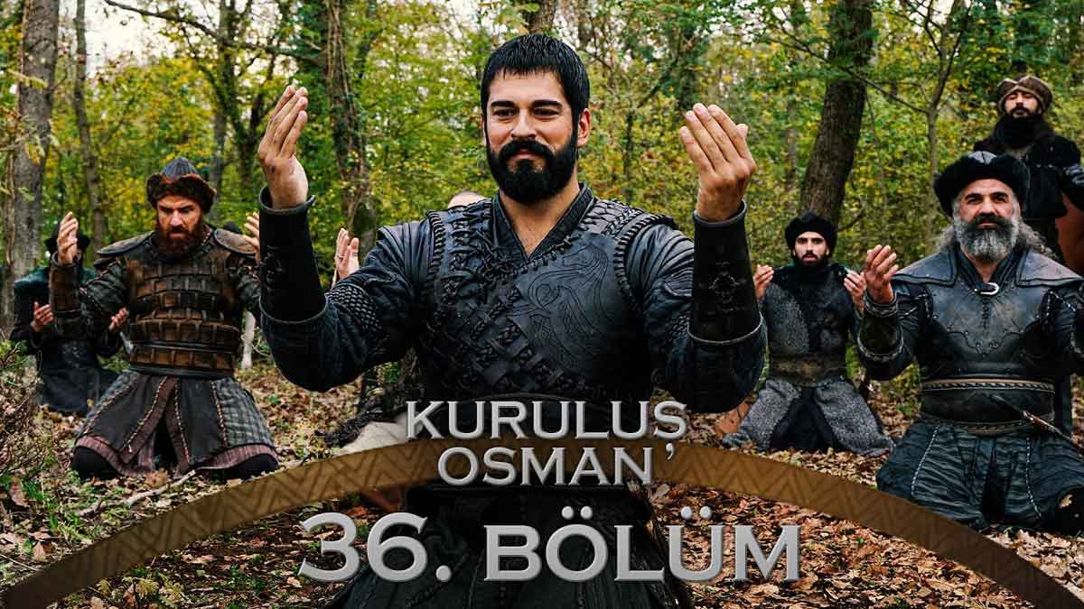 Kurulus Osman Bolum 36 Season 2 Episode 9 Urdu Subtitles