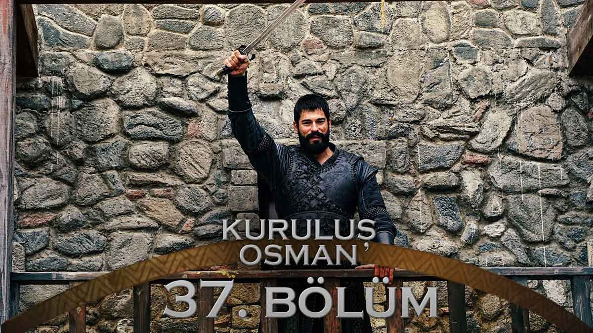 Kurulus Osman Bolum 37 Season 2 Episode 10 Urdu Subtitles