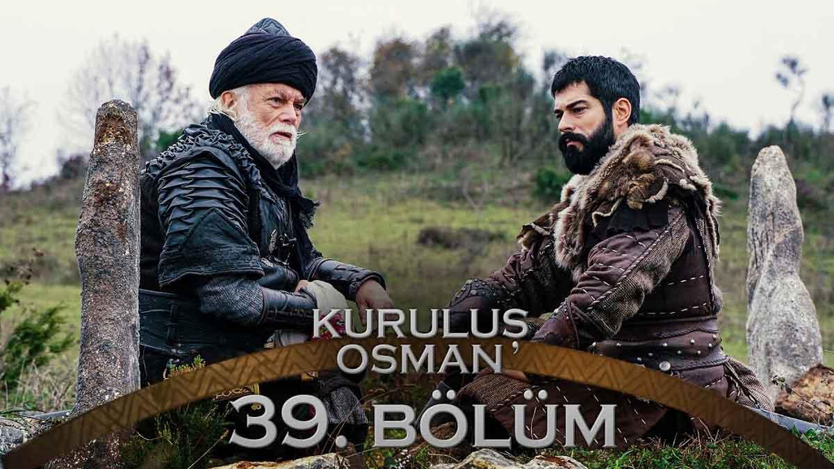 Kurulus Osman Bolum 39 Season 2 Episode 12 Urdu Subtitles