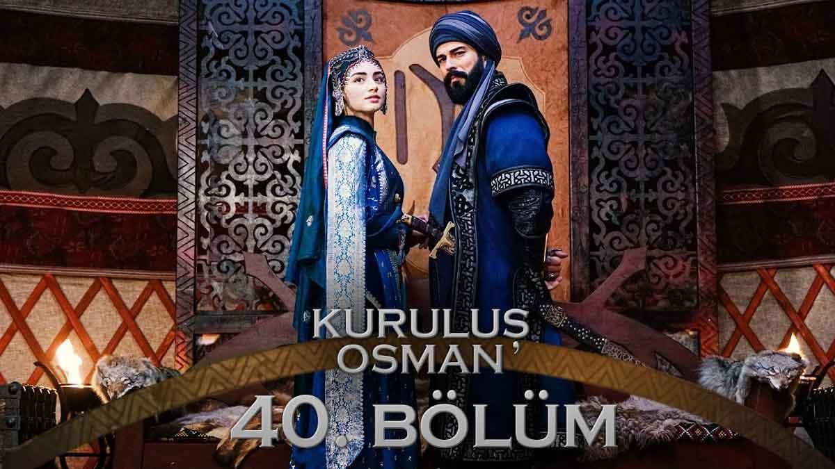 Kurulus Osman Bolum 40 Season 2 Episode 13 Urdu Subtitles