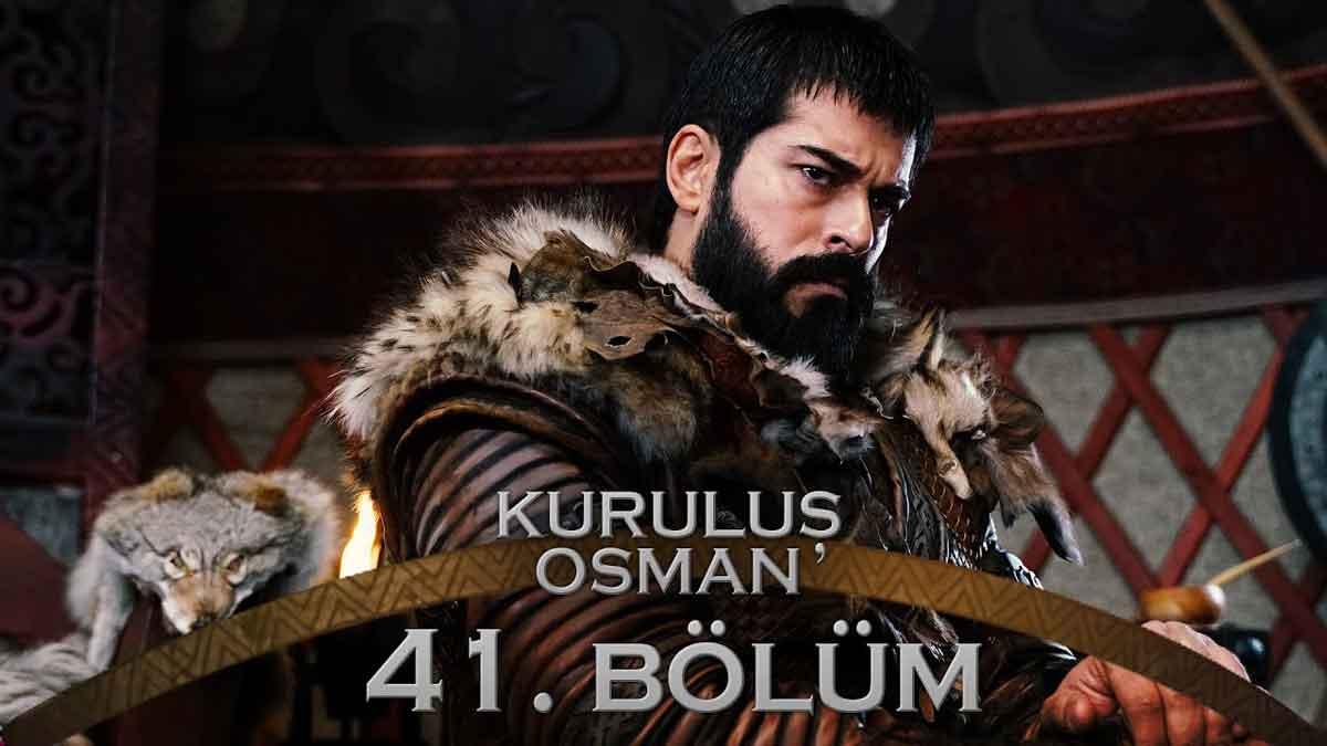 Kurulus Osman Bolum 41 Season 2 Episode 14 Urdu Subtitles