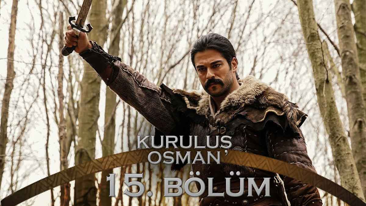 Kurulus Osman Bolum 42 Season 2 Episode 15 Urdu Subtitles
