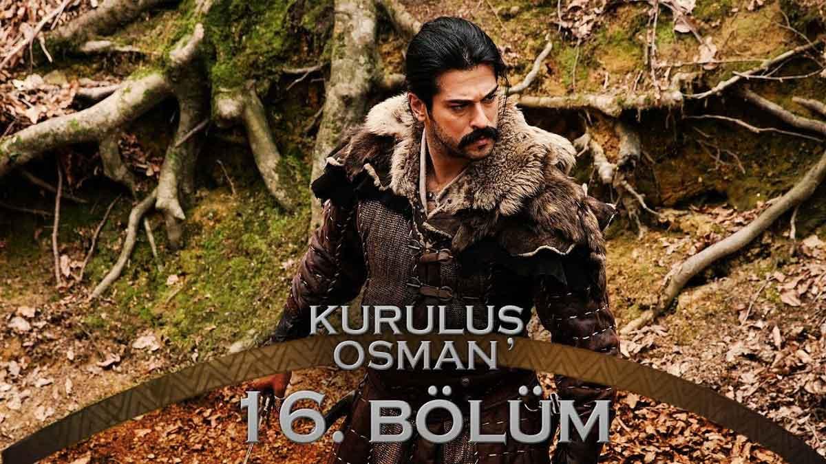 Kurulus Osman Bolum 43 Season 2 Episode 16 Urdu Subtitles