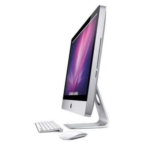 iMAC All in One 2009 Side View 1