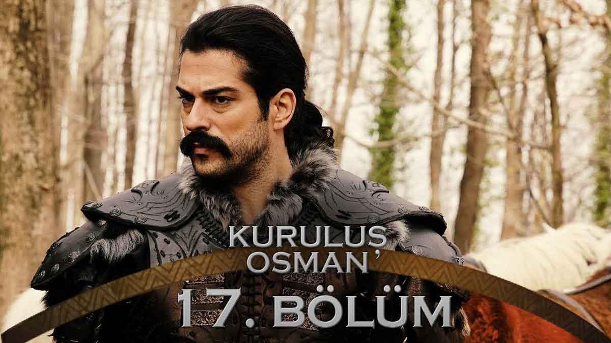 Kurulus Osman Bolum 44 Season 2 Episode 17 Urdu Subtitles