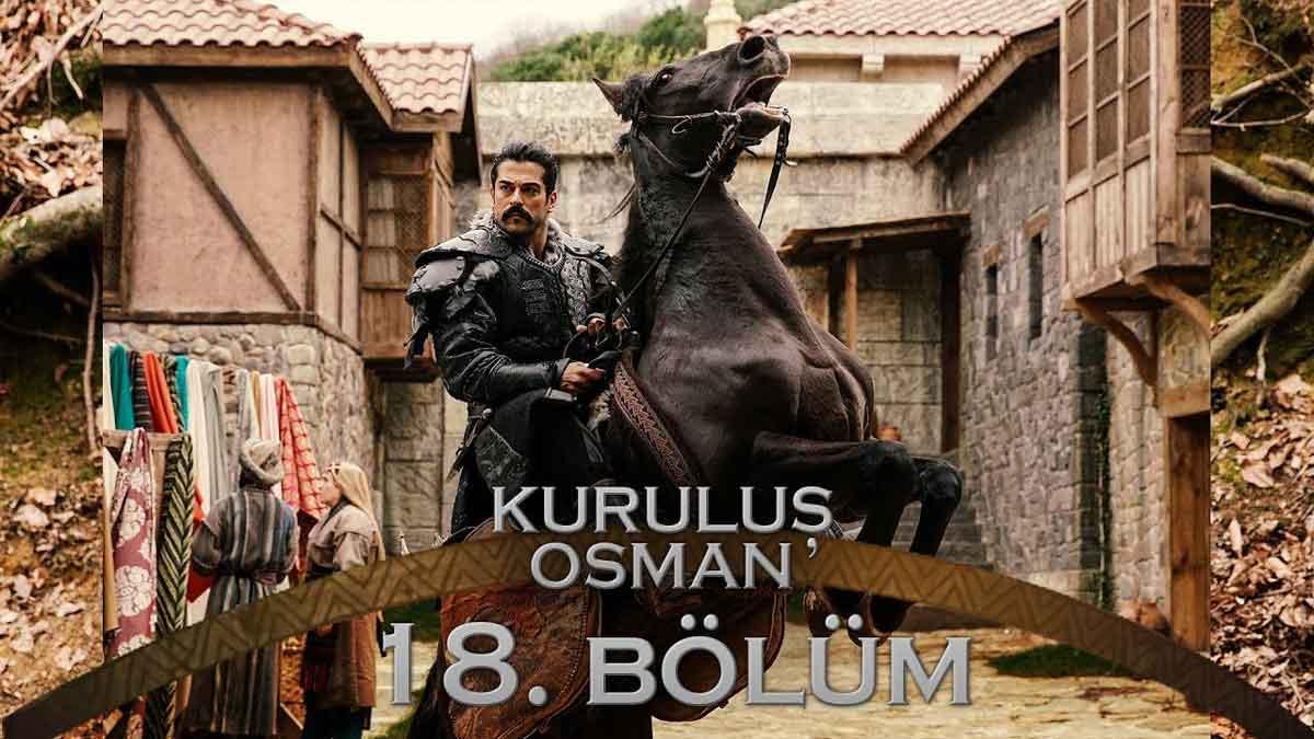 Kurulus Osman Bolum 45 Season 2 Episode 18 Urdu Subtitles