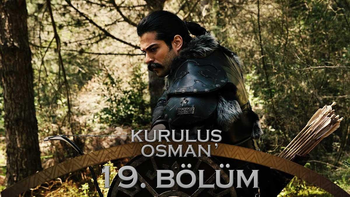 Kurulus Osman Bolum 46 Season 2 Episode 19 Urdu Subtitles