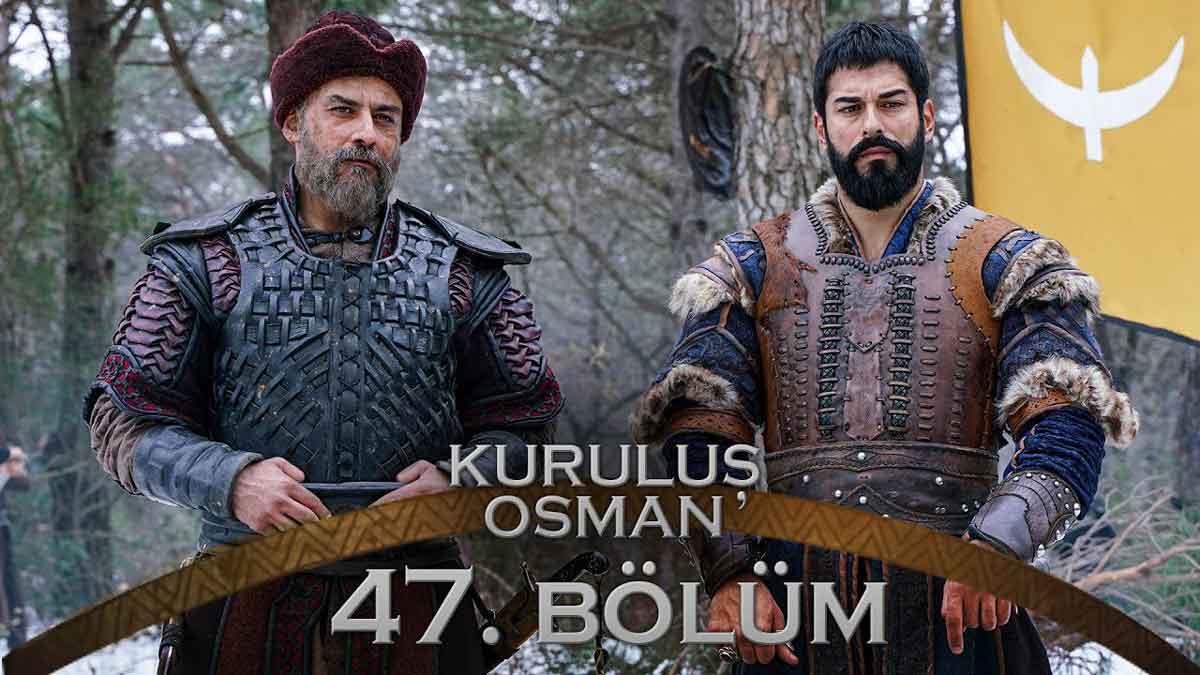 Kurulus Osman Bolum 47 Season 2 Episode 20 Urdu Subtitles