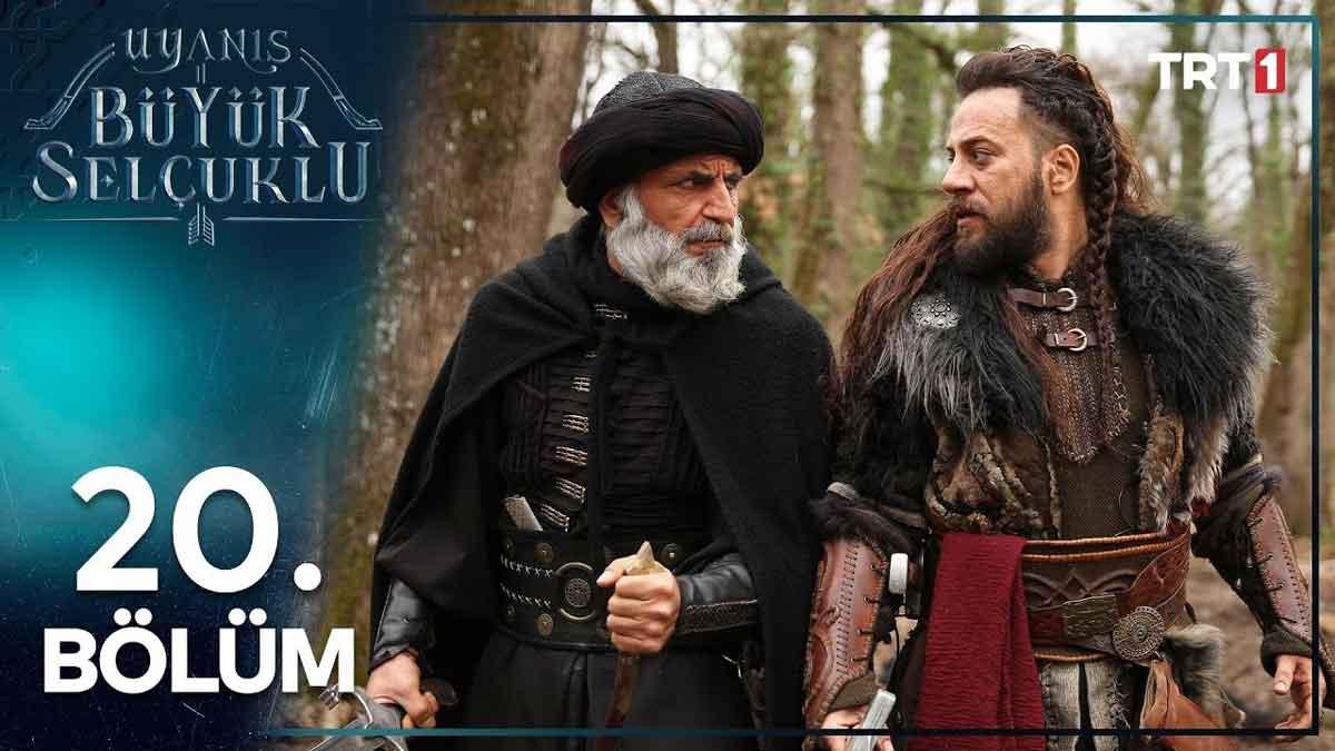 The Great Seljuks Guardians of Justice 2020 Buyuk Selcuklu Nizam e Alam Episode 20 Urdu Subtitles