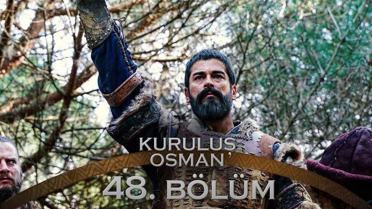 Kurulus Osman Bolum 48 Season 2 Episode 21 Urdu Subtitles