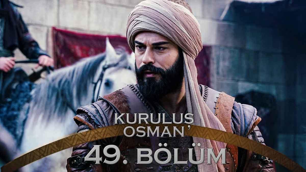 Kurulus Osman Bolum 49 Season 2 Episode 22 Urdu Subtitles