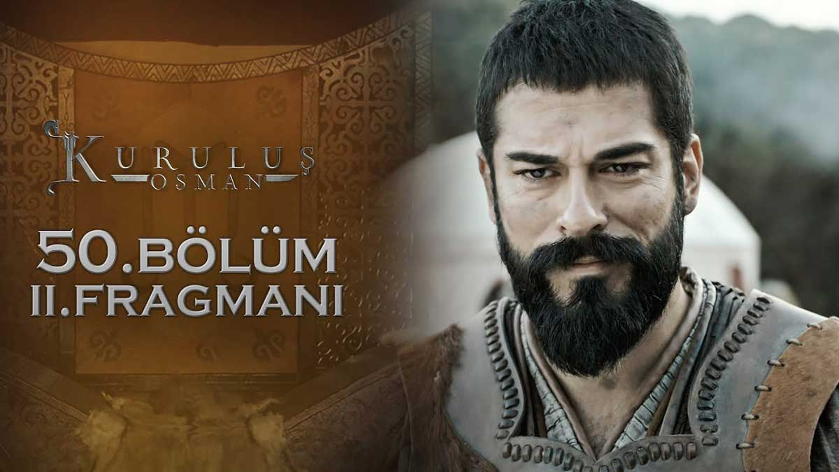 Kurulus Osman Bolum 50 Season 2 Episode 23 Urdu Subtitles