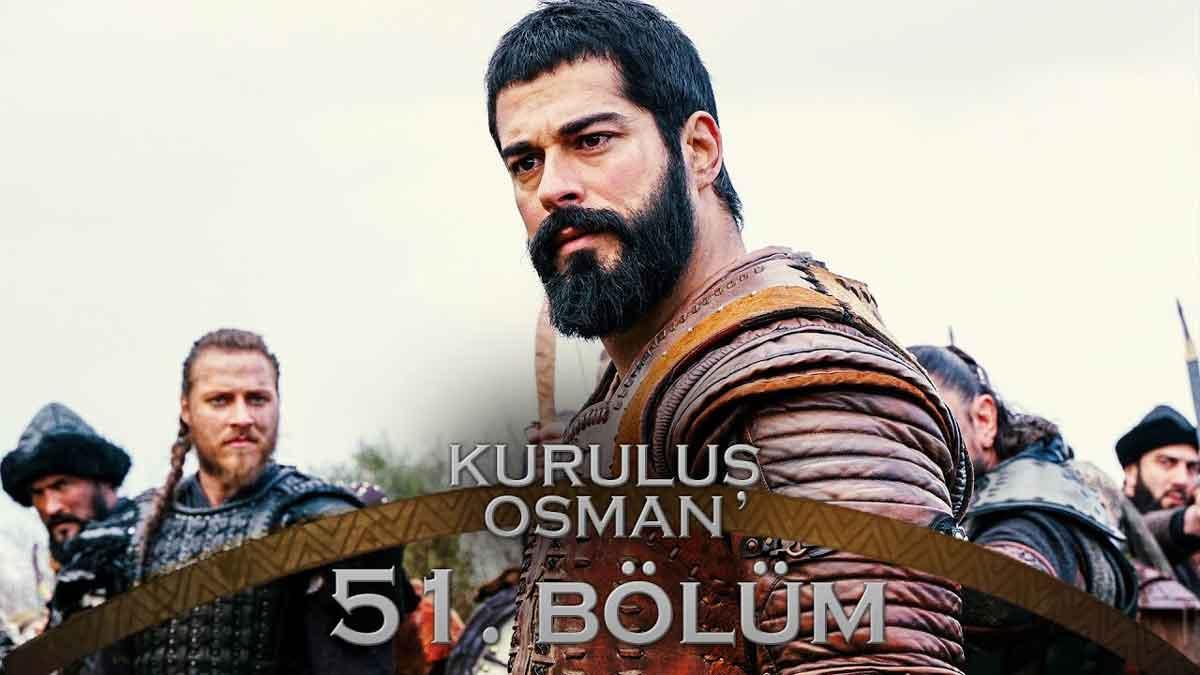 Kurulus Osman Bolum 51 Season 2 Episode 24 Urdu Subtitles
