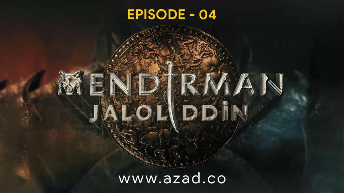 Mendirman Jaloliddin Jalaluddin Khwarazm Shah Episode 4 1
