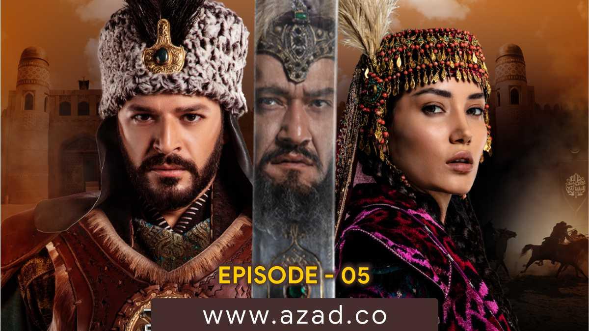 Mendirman Jaloliddin Jalaluddin Khwarazm Shah Episode 5 Urdu Subtitles