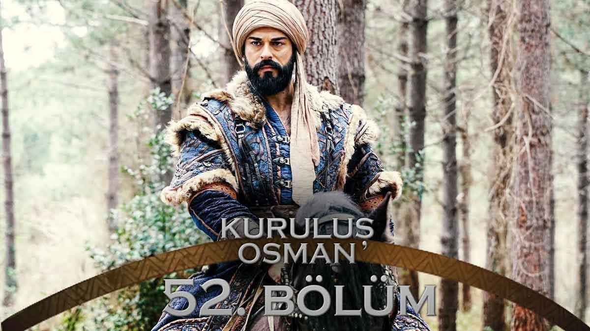 Kurulus Osman Bolum 52 Season 2 Episode 25 Urdu Subtitles