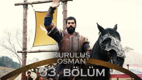 Kurulus Osman Bolum 53 Season 2 Episode 26 Urdu Subtitles