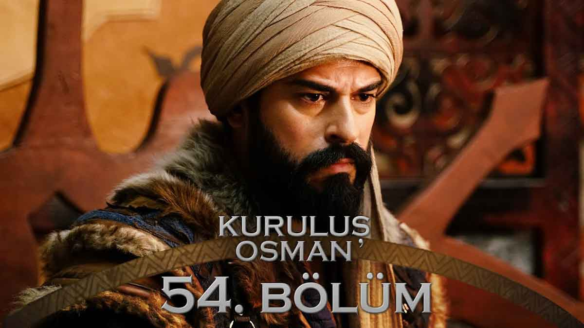 Kurulus Osman Bolum 54 Season 2 Episode 27 Urdu Subtitles
