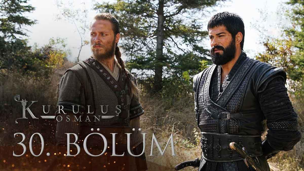 Kurulus Osman Bolum 57 Season 2 Episode 30 Urdu Subtitles