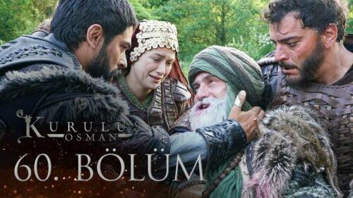 Kurulus Osman Bolum 60 Season 2 Episode 33 Urdu Subtitles