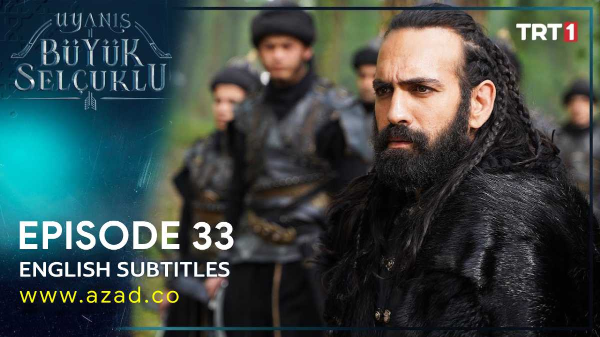 The Great Seljuks Guardians of Justice 2020 Buyuk Selcuklu Nizam e Alam Episode 33 Urdu Subtitles 1