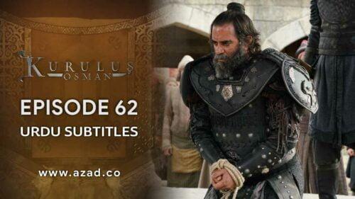 Kurulus Osman Bolum 62 Season 2 Episode 35 Urdu Subtitles
