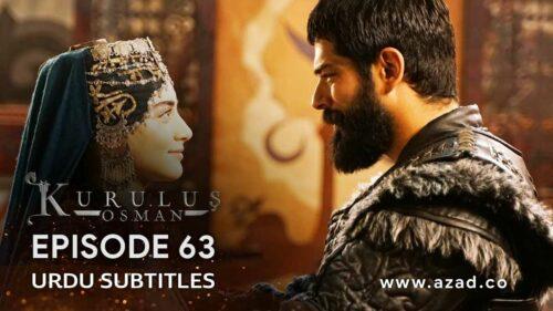 Kurulus Osman Bolum 63 Season 2 Episode 36 Urdu Subtitles