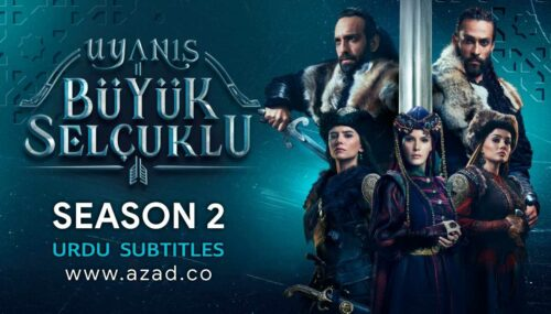 The Great Seljuks Guardians of Justice 2020 Buyuk Selcuklu Nizam e Alam Season 2 Urdu Subtitles