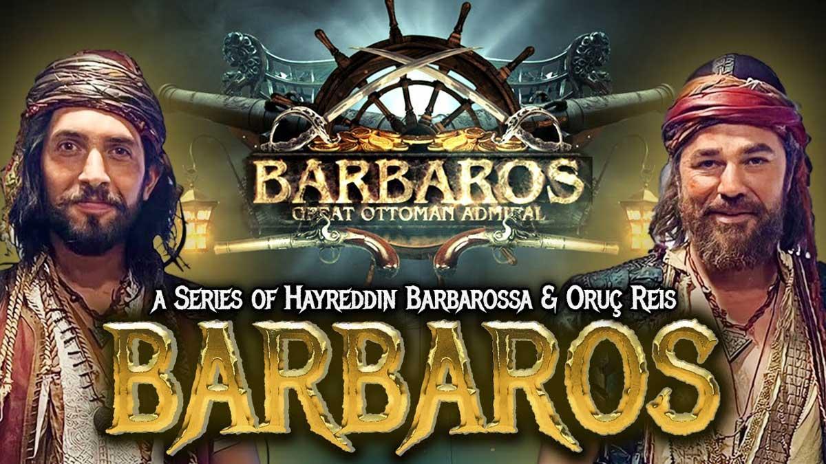 Barbaros New Turkish Series Urdu Subtitles