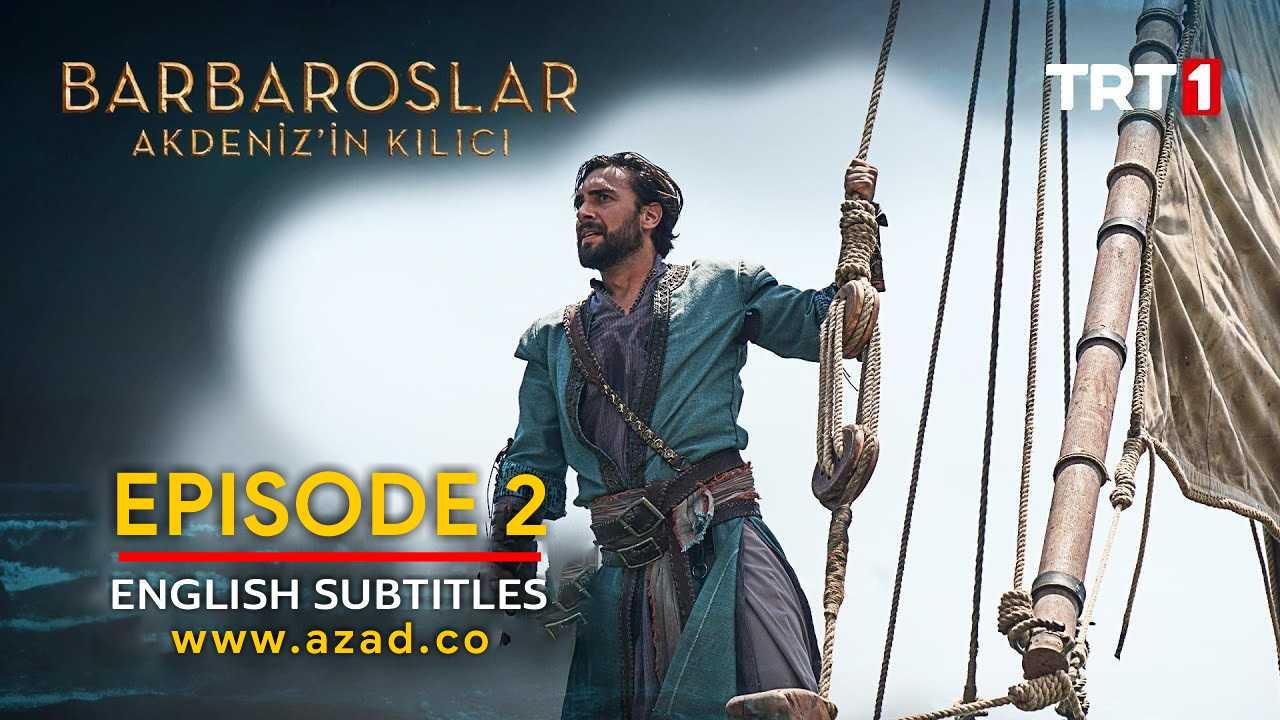 Barbaroslar Season 1 Episode 2 with English Subtitles