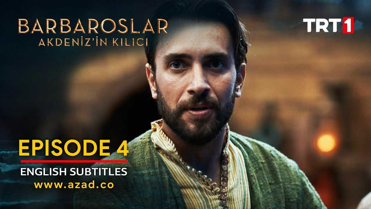 Barbaroslar Season 1 Episode 4 with English Subtitles