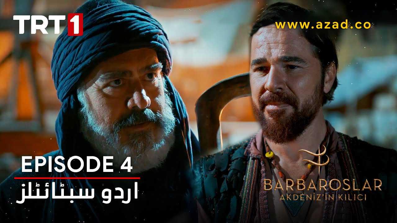 Barbaroslar Season 1 Episode 4 with Urdu Subtitles