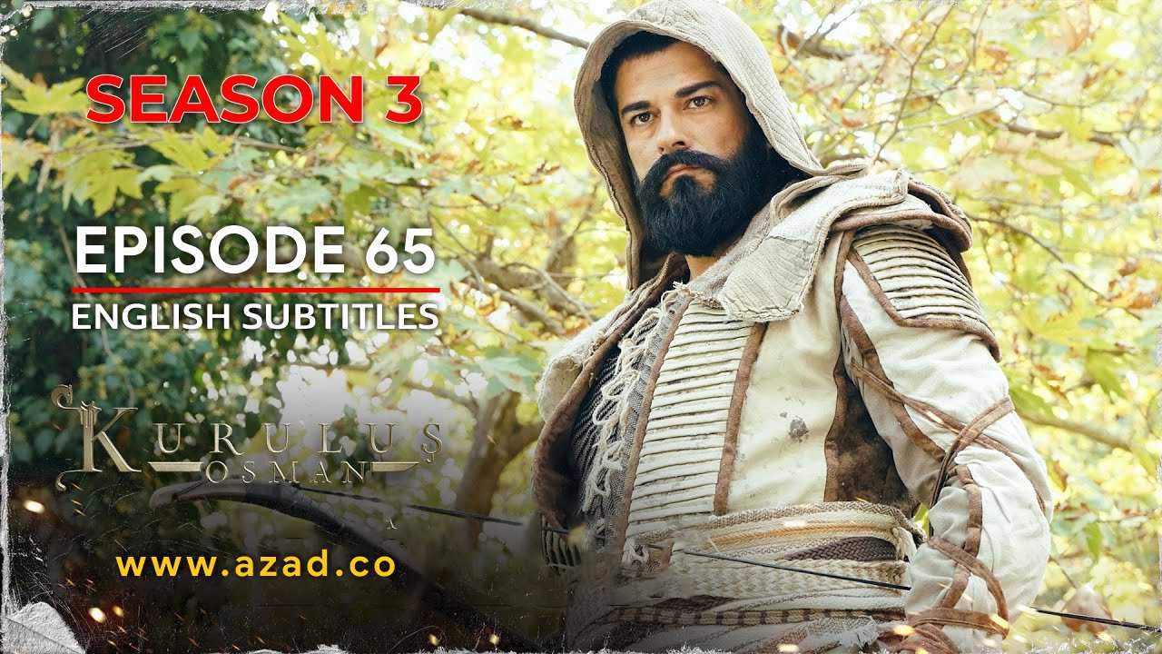 Kurulus Osman Season 3 Episode 65 English Subtitles