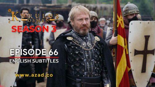 Kurulus Osman Season 3 Episode 66 English Subtitles
