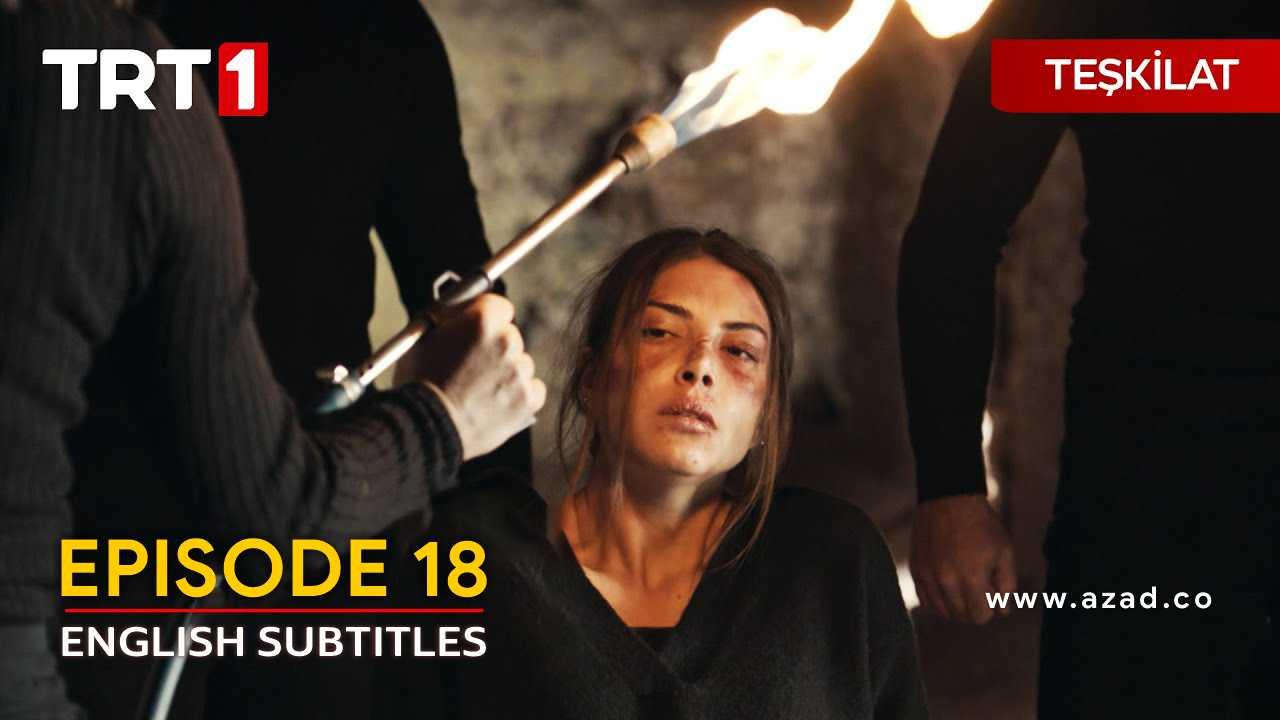 Teskilat Season 2 Episode 18 English Subtitles
