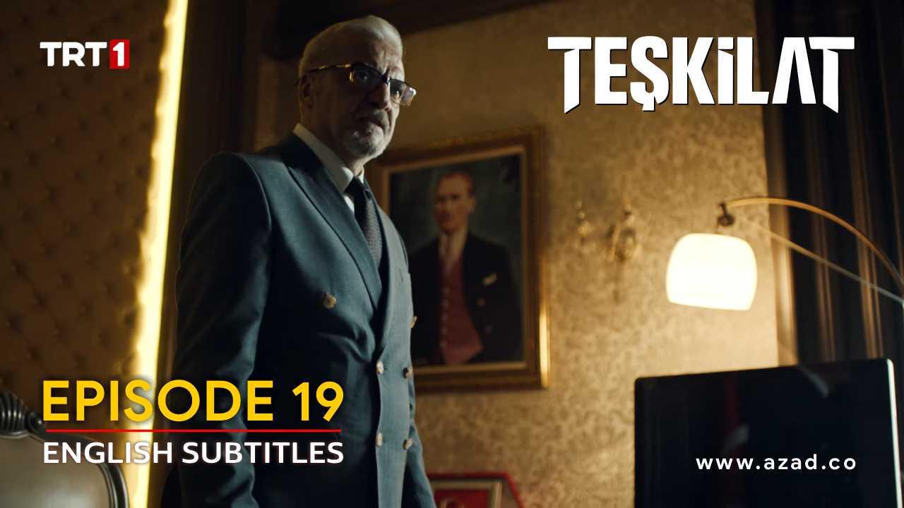 Teskilat Season 2 Episode 19 English Subtitles